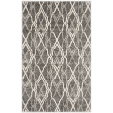 <strong>Safavieh</strong> Amherst Grey / Light Grey Rug
