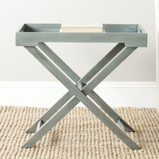 <strong>Safavieh</strong> American Home Leo End Table
