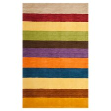 Himalayas Yellow Rug