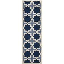 Cambridge Light Blue/Ivory Rug