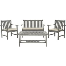 Burbank 5 Piece Seating Group with Cushions