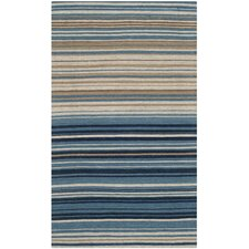Marbella Multi Striped Contemporary Rug