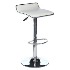 Chaunda Adjustable Height Swivel Bar Stool