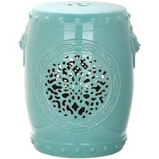 Flower Drum Garden Stool