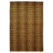 Tibetan Leopard Rug