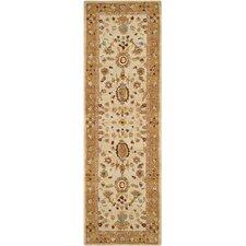 Taj Mahal Ivory/Taupe Rug