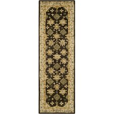 Taj Mahal Brown/Ivory Rug