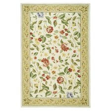 Chelsea Ivory Floral Area Rug