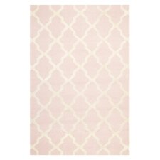 Cambridge Light Pink/Ivory Rug