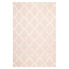Cambridge Light Pink & Ivory Area Rug