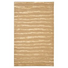 Soho Beige & Gold Area Rug