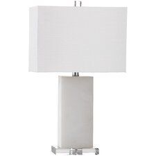 "Martin 24"" H Table Lamp with Square Shade"
