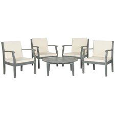 Anaheim 5 Piece Seating Group with Cushions