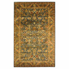 Antiquities Majesty Blue/Gold Rug