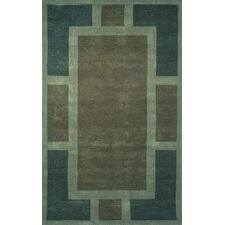 Rodeo Drive Harmony Green Area Rug