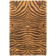 Soho Black/Gold Rug