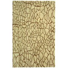 <strong>Safavieh</strong> Soho Brown/Green Rug