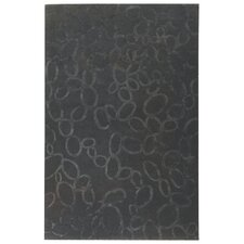 Soho Black Area Rug