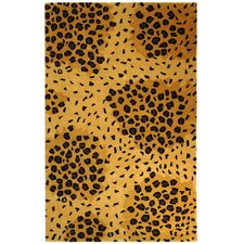 Soho Gold/Black Rug