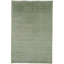 Tibetan Light Green Rug