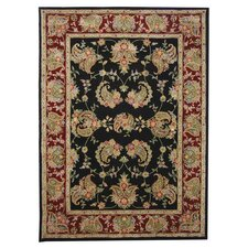 <strong>Safavieh</strong> Traditions Black Rug