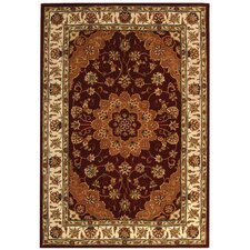 Traditions Red/Ivory Rug