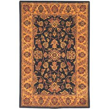 Golden Jaipur Black/Gold Rug