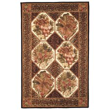Chelsea Floral and Fauna Novelty Area Rug