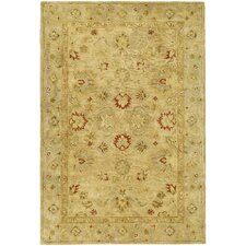 <strong>Safavieh</strong> Antiquities Brown/Beige Rug