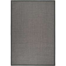Natural Fiber Gray Brown/Gray Rug