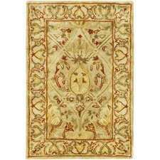 <strong>Safavieh</strong> Persian Legend Moss/Beige Rug
