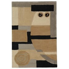 <strong>Safavieh</strong> Rodeo Drive Tan/Multi Rug