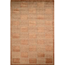 Tibetan Strategy Copper Area Rug