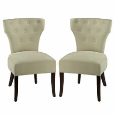 <strong>Safavieh</strong> Fulton Side Chair (Set of 2)