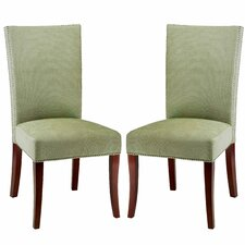 <strong>Safavieh</strong> Reade Parsons Chair (Set of 2)