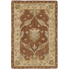 <strong>Safavieh</strong> Antiquities Brown/Taupe Rug