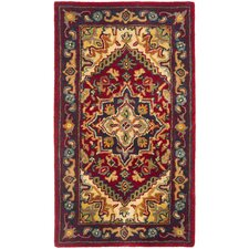 <strong>Safavieh</strong> Heritage Red Rug