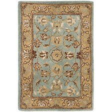 Heritage Blue/Gold Rug