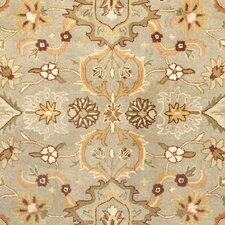 Heritage Light Green/Beige Rug
