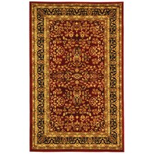 Lyndhurst Red/Black Rug