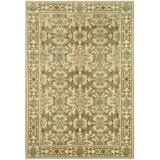 Paradise Light Dark Crème Rug