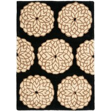 <strong>Safavieh</strong> Rodeo Drive Black/White Rug