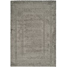 Florida Shag Gray Area Rug