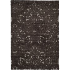 Florida Shag Dark Smoke Rug