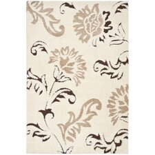 Florida Shag Cream Rug