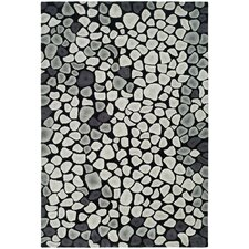 Soho Grey & Ivory Area Rug