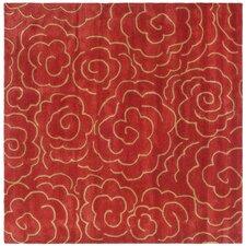 Soho Red Rug