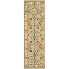 Tuscany Light Blue/Ivory Rug