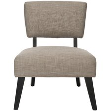 Gavin Fabric Slipper Chair