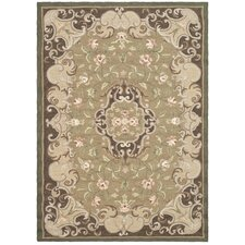 DuraRug Beige/Brown Rug
